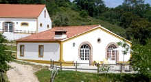 Central Portugal Costa da Prata Ourem Fatima Quinta da Alcaidaria-mor villa accommodation