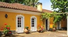 Lemon Garden - Portugal Central Portugal Mafra Gradil Quinta de Santana villa accommodation exterior