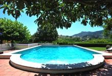 Portugal Central Portugal Mafra Gradil Quinta de Santana Lemon Garden villa accommodation