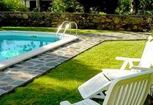 Portugal Central Portugal Coimbra Lousa villa accommodation Swimming pool