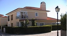 Portugal Cascais Villa Lisbon Estoril Penha Longa golf course accommodation Exterior