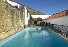 Portugal Douro villa Pinhao Casa Amarela Quinta Rosa