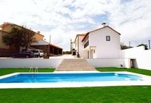 Portugal Oporto Minho Barcelos Casa de Barqueiros Swimming pool
