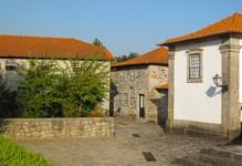 Portugal North Portugal Cabeceiras de Basto Casa de Lamas villa accommodation exterior