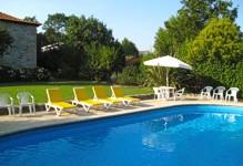 Portugal North Portugal Cabeceiras de Basto Casa de Lamas villa accommodation swimming pool