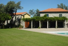 Casa de Penas self catering villa accommodation - Braga, Amares, Portugal
