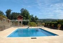 Portugal North Portugal Entre os Rios Lever Casa do Xisto at Quinta de Mouraes villa accommodation