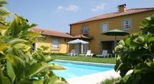Portugal Minho-Verde Ponte Lima Casa Olival villa accommodation Exterior view