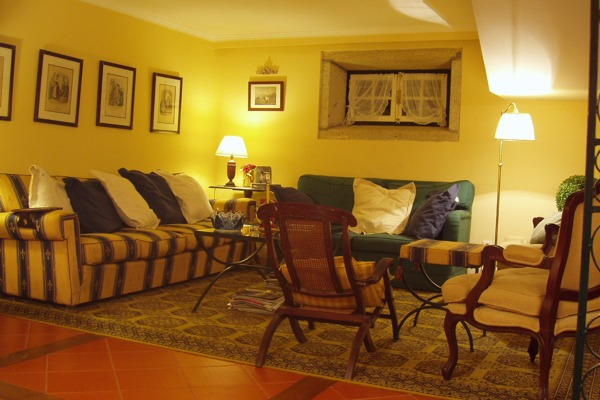 Casa do Olival - Ponte de Lima - Living room*