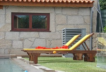 Casa Oliveiras Santa Comba - Self catering villa in the Alto Minho region - Portugal