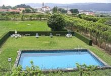 Portugal Minho-Verde Viana Castelo Marta Portuzelo Casa Sao Joao villa accommodation Pool
