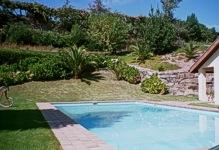 Portugal - Douro - Felgueiras - Villa Casa Valdemar - pool