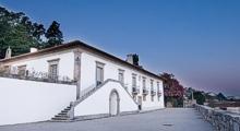 Portugal Minho villa Casa de Vilela Exterior
