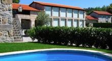 Portugal Minho Fafe villas Casal da Batoca accommodation Exterior