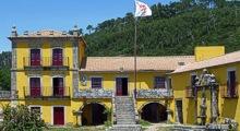 Portugal North Portugal Minho Viana do Castelo Areosa Quinta da Boa Viagem villa accommodation