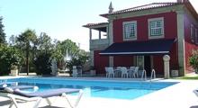 Portugal Minho Lanheses Quinta de Casal Maior villa accommodation Exterior