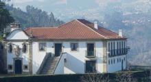 Portugal Douro Villa Cinfaes Quinta Povoa Exterior