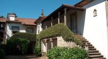 Portugal Minho Ponte de Lima Quinta de Nabais villa accommodation Exterior