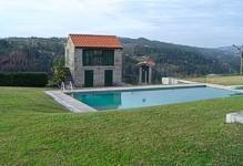 Portugal Marco Canaveses Villa Varzea Ovelha Quinta Ladario Swimming pool
