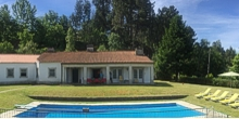 Portugal Marco Canaveses Villa Varzea Ovelha Quinta Ladario Exterior