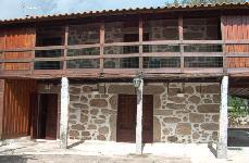 Portugal Minho Amares villas Casa da Eira accommodation Exterior