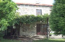 Portugal Minho Braga Amares villa Solar Boucas Casa Montariol Outside