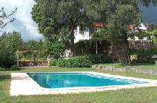 Portugal Minho Villa Braga Amares Solar Boucas Casa Montariol Kitchen