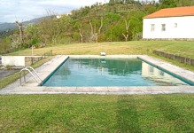 Portugal Marco Canaveses Villa Varzea Ovelha Quinta Ladario Living room