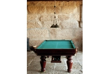Portugal Minho villa Lousada Casal do Outeiro self catering Pool table