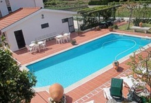 Portugal Minho Afife Vivenda Taborda villa accommodation swimming pool