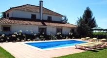Portugal Minho Viana do Castelo Casa Sao Cristovao Villa accommodation Exterior