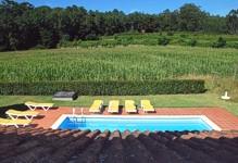 Portugal Minho Viana do Castelo Casa Sao Cristovao Villa accommodation swimming pool