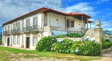 Portugal Minho Ponte de Lima Casa de Luou villa accommodation Exterior
