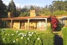 Portugal Minho Viana do Castelo Orbacem Casa do Pinhal villa accommodation Outside