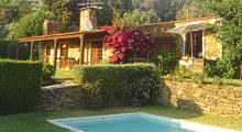 Portugal Minho Viana do Castelo Orbacem Casa do Pinhal villa accommodation Exterior
