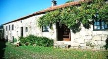 Portugal Minho Viana do Castelo Barroselas Casa Santa Margarida villa accommodation exterior
