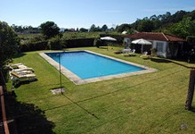 Portugal Minho Viana do Castelo Barroselas Casa Santa Margarida villa accommodation swimming pool