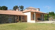 Portugal Minho Paredes de Coura Casa da Morada villa accommodation Exterior
