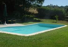 Portugal Minho Paredes de Coura Casa da Morada villa accommodation Swimming pool