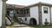 Portugal Alto Minho Lanheses Paco de Lanheses villa accommodation exterior