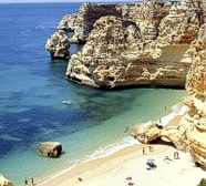 Algarve Beach - Rent holiday villas in South Portugal